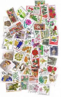 50 different Germany (Federal Republic) and Berlin semi postals packet